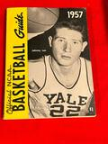 1957 Official NCAA Basketball Guide, Wilt, Bill Russell, Others, VG Cond.