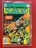 Enter the Lost World of The Warlord 30 Cent Comic Vol. 1 No. 3 Nov 32482 1976