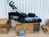 New EGO 21in Cordless Mower, Arc Lithium 56v Self-Propelled Mower w/ Charger, No Battery