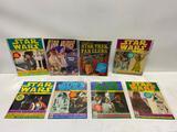 Vintage Star Wars and Star Trek Comic Books