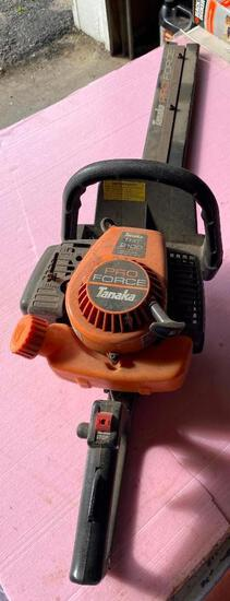 Tanaka Pro Force THT 2100 Gas Powered Hedge Trimmer