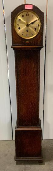 Unsigned Tall Case Clock for Parts