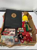 Texaco Large Flat Featuring 1946 Texaco Handbook for Service Stations and MUCH MORE