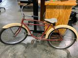 Vintage Mens Bicycle