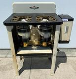 Perfection Gas Stove, Water Reservoir, Complete, Retro, 30