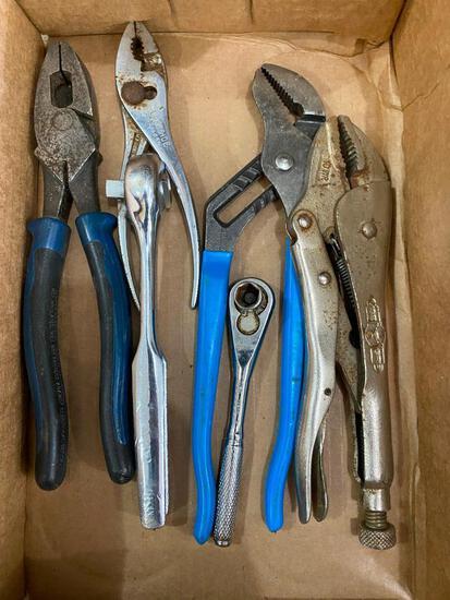 Petersen Vise Grips, Pliers, Channel Locks, Fencing Pliers