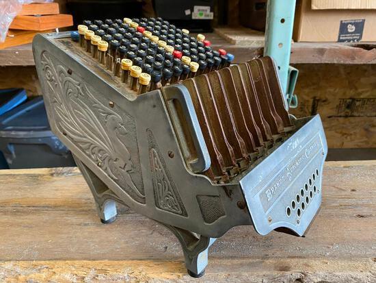 Brandt Automatic Cashier, Art Deco Change Change Check Writer Style Machine