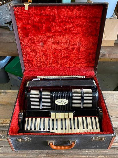Vintage Cellini Accordion