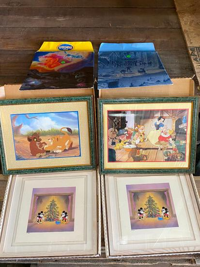 Walt Disney Serigraphs