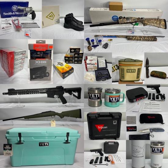 New Guns, Yeti, Ammo, Tactical & Optics Omaha
