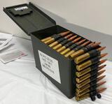 100 CRTG .50 Cal Ammo Belt