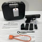 Glock G29SF FXD 10mm Auto w/ Surp Fire Light Mount XC1-B, Factory Case & 2 Magazines, SN: BFCV876,