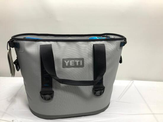 Yeti Hopper 30 Cooler Gray