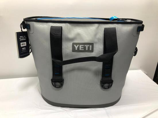 Yeti Hopper 40 Gray