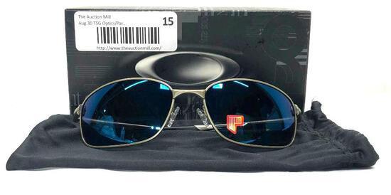 Oakley Sunglasses Taper Light w/ Ice Iris Polar