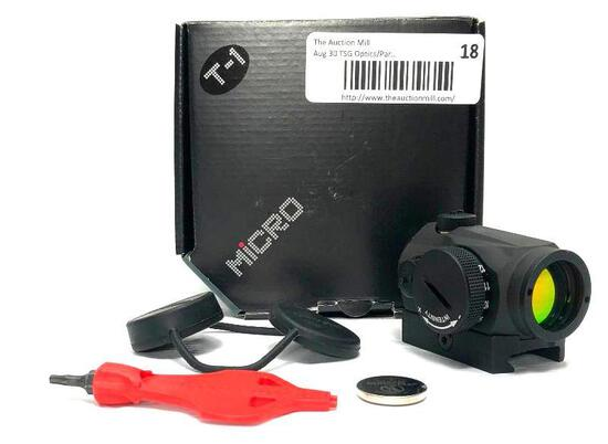 Aimpoint AB 12417 AP Micro T-1 2MOA Acet Red Dot Sight MSRP: $699.99