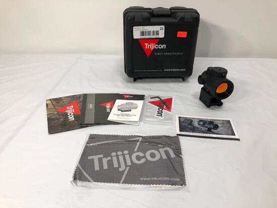 Trijicon MRO-C-220006, 1x25 Red Dot Sight MRO 2.0 MOA MSRP:$544.99