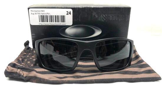 Oakley Sunglasses SI Fuel Cell OD Eagle Mt Black w/ Grey