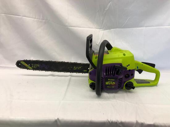 Poulan P401BWT 18in Chain Saw