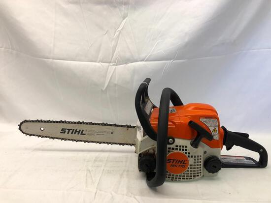 Stihl MS170 16in Chain Saw
