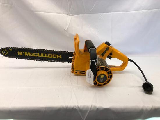McCulloch Lumberjack 16in Chain Saw