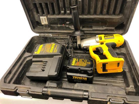 DeWalt DW006 1/2in Hammer Drill 12v Cordless Drill