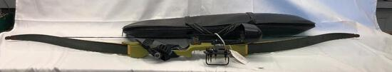 Hoyt Spirit Bow w/ Quiver and Arrows