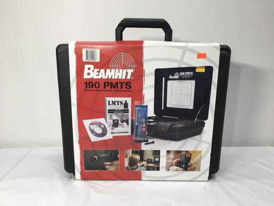 Beamhit 190 PMTS, Personal Marksmanship Training System MDM1205-190-3 PMTS S/N:13007010