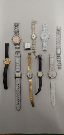 10 Women's dress watches untested