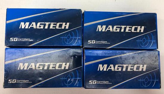 Magtech .45 Auto 230gr FMJ - 4 Boxes, 200 Total Rounds