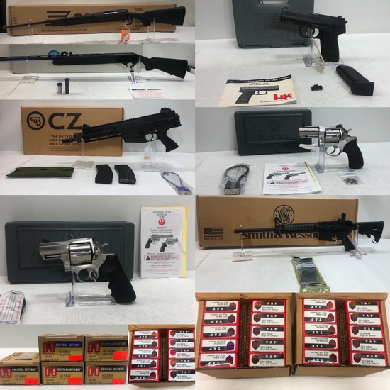 GUNS & New Ammunition BEFORE ELECTION SPECIAL