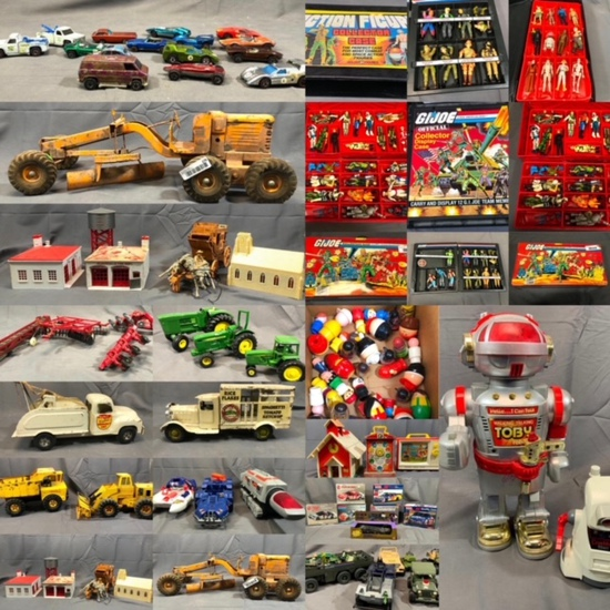 Vintage Toys Estate Auction - Omaha, NE