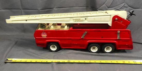 Tonka Fire Truck 26'' Long