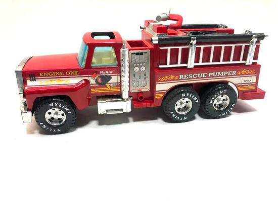 Vintage Nylint Fire Engine One
