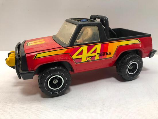 Vintage Tonka Offroad 4x4 Vehicle