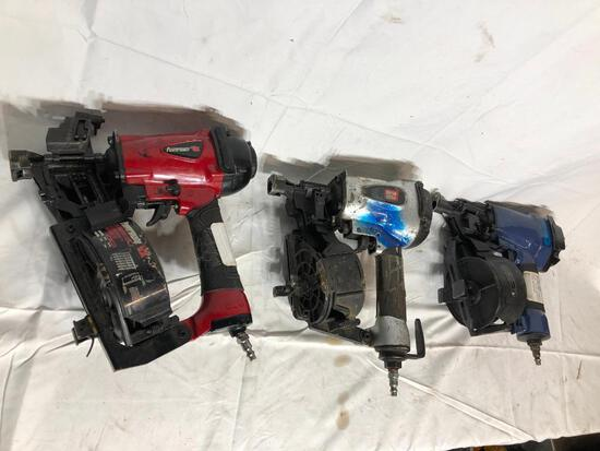 3 Coin Air Nailers