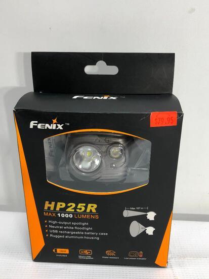 Fenix HP25R Max Head Spotlight 1000 Lumens