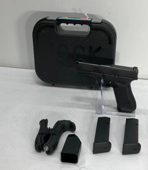 Glock Blue Label Model 45 Gen 5, SN: BHZS761