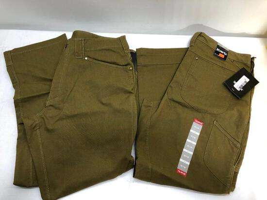 Lot of 2 Items: (2) Vertx Men's Hyde 36x30 Pants