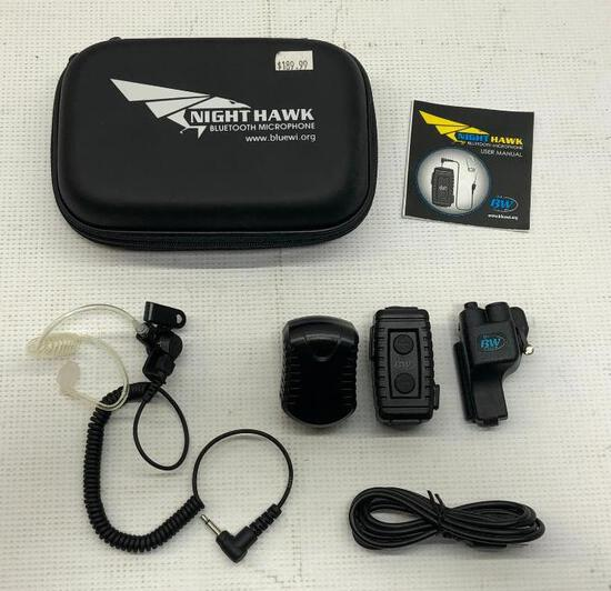 Night Hawk Bluetooth Microphone MSRP: $189.99