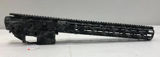 "Aero Precision M4E1 Builder Set 15"" M-LOK Defected Tungsten Multi Cal SN: M4-0008874"