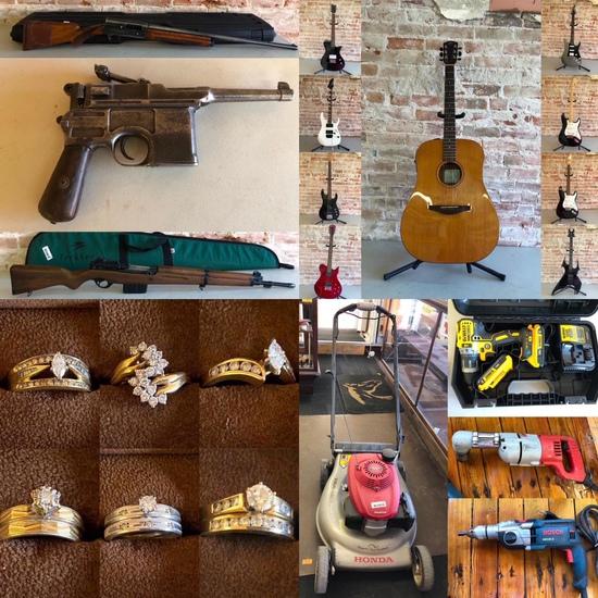 Pawn Shop Liquidation Blair NE Guns, Coin, Jewelry