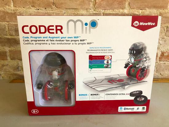 WowWee Coder MiP Code, Program and Augment your own MiP w/ Orig. Box