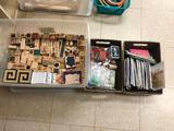 Large Selection of Rubber Stamps - Crafting Lot