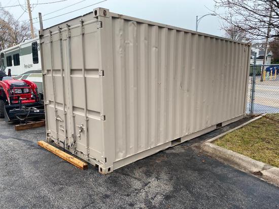 20 Foot Sea Land Cargo Container