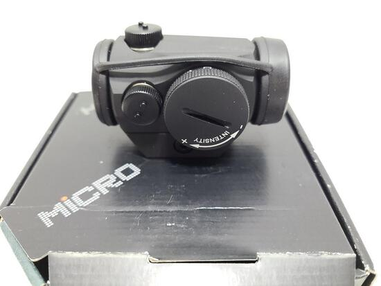 Aimpoint Micro Sights H-1 2MOA SN: 3901514