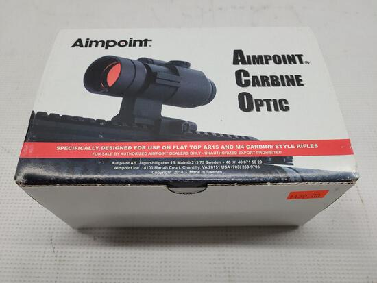 Aimpoint Carbine Optic in SEALED BOX SN: 4049924