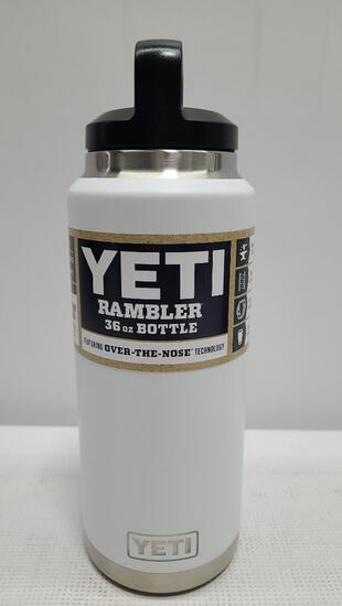 YETI Rambler White 36 oz Bottle