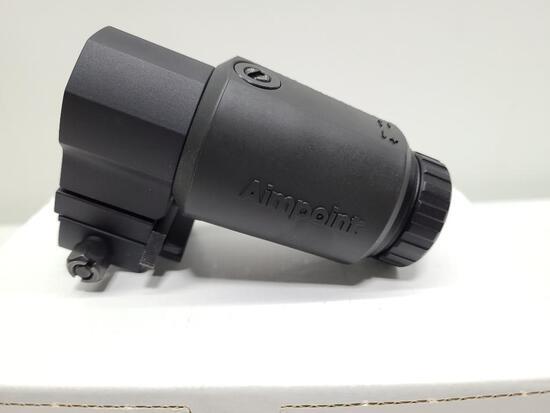 Aimpoint 3X-C Magnifier & FlipMount 39mm w/ TM Base