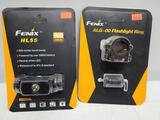 (2) Fenix - HL55 900 Lumens & ALG-00 Flashlight Ring